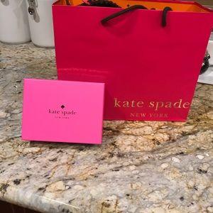 Kate Spade Envelope Crossbody/Matching Wallet